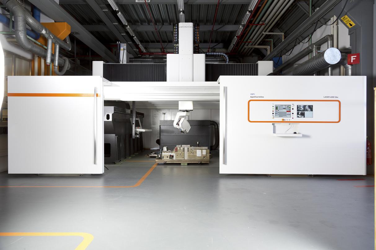 Custom Etch Owns World's Largest Laser-Texturing Machine