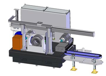 GMTA - gear honing machine