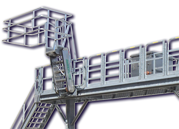 Benko - Green Access & Fall Protection - tracking gangways