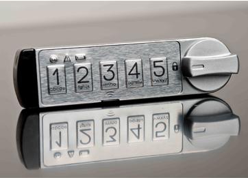 Vidmar - Keyless Keypad Lock